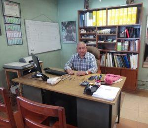 Edilberto Muñoz ManagerRET