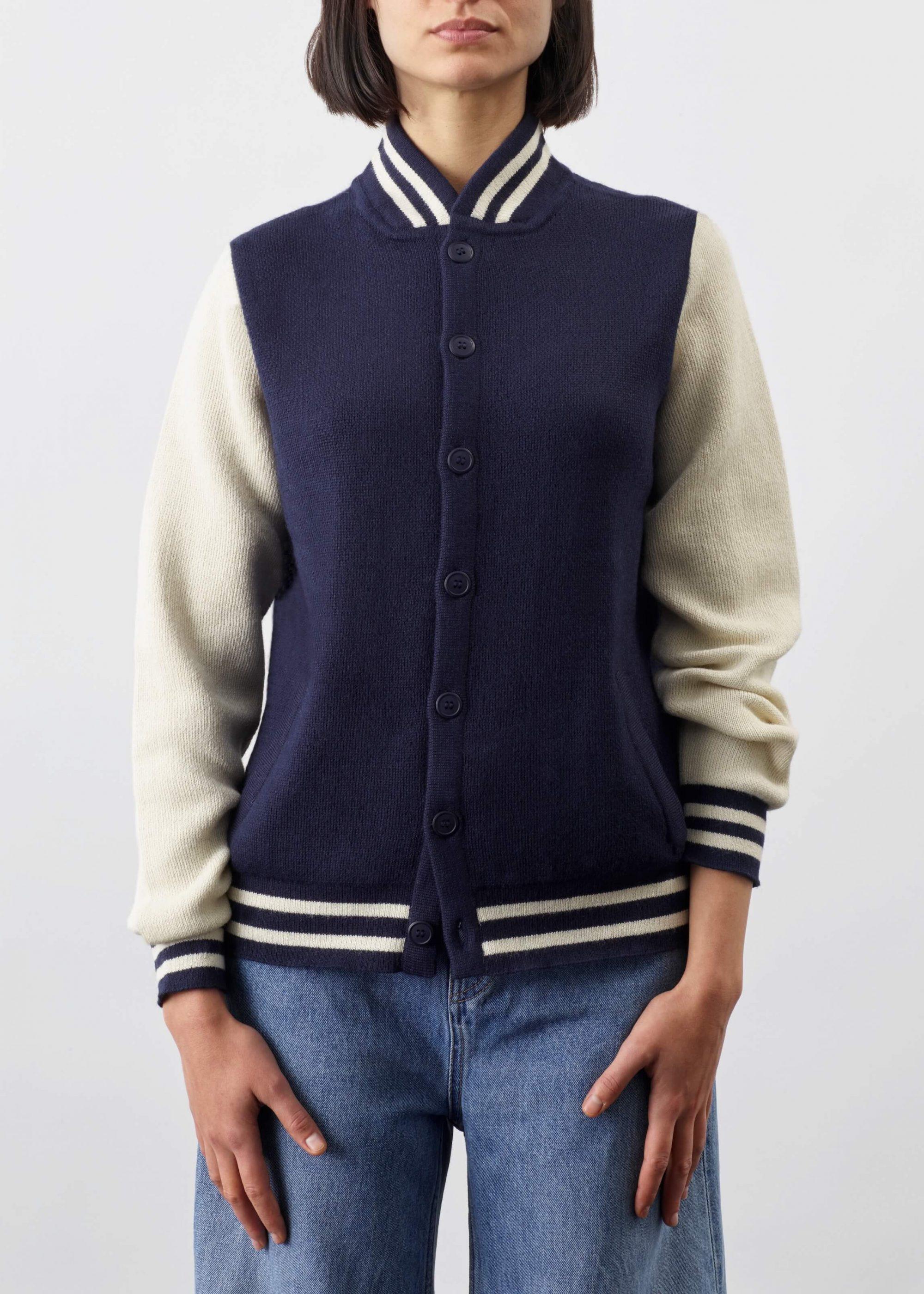 Product image for N° CKI1 Varsity Cardigan