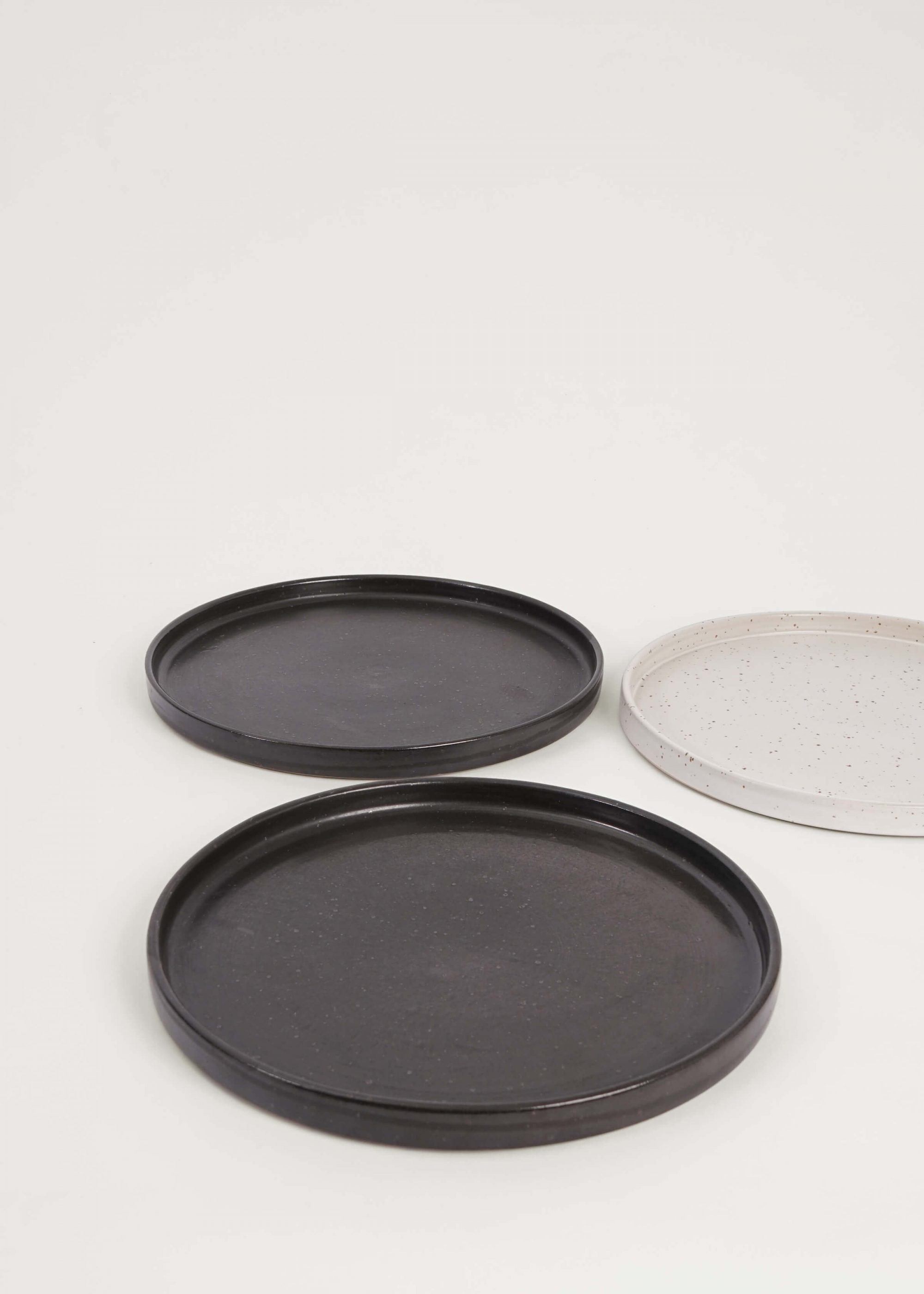Product image for N° ICC7 High Rim Plate Set