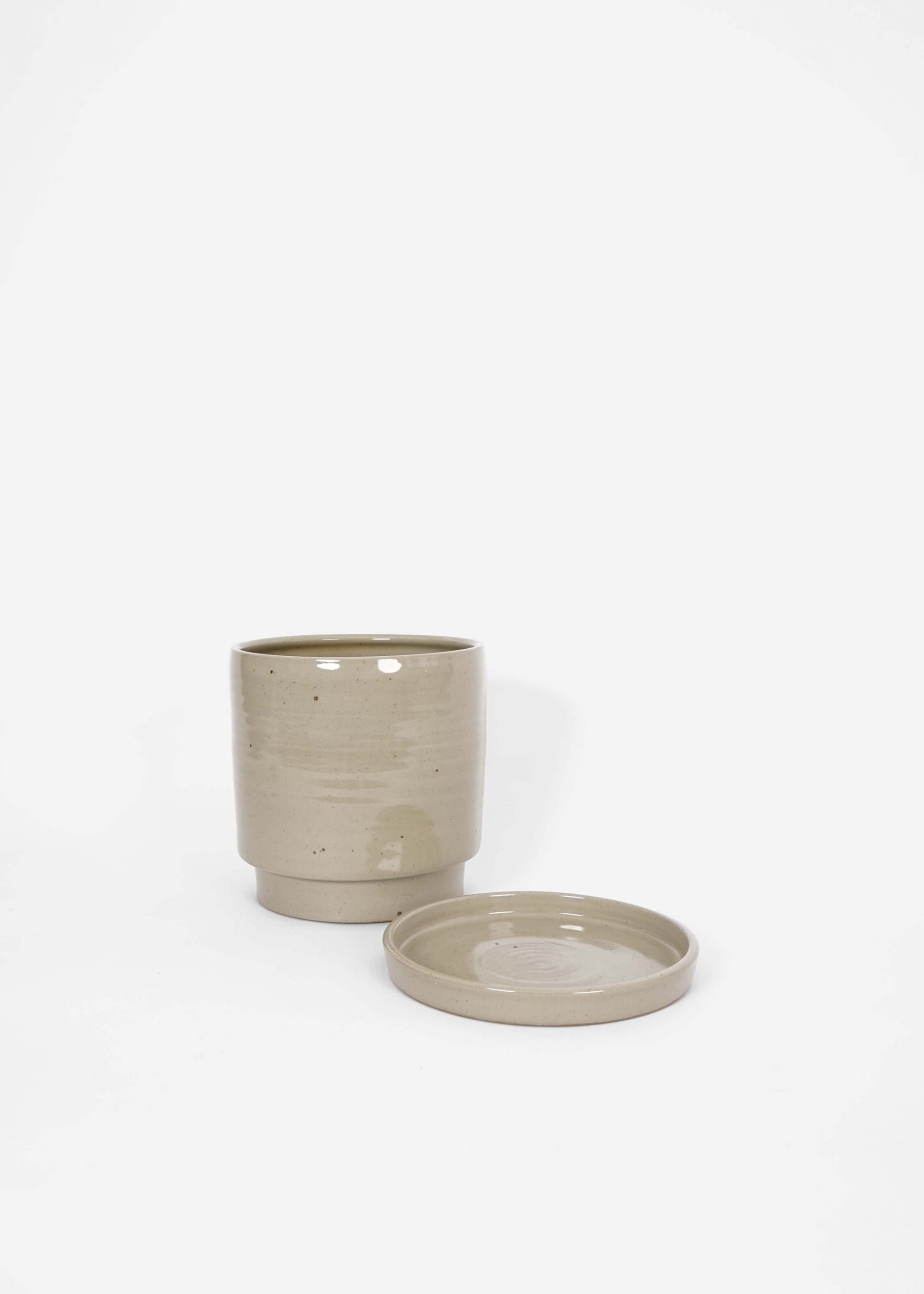 Product image for N° ICSD2 BEUYS Planter Grey Large