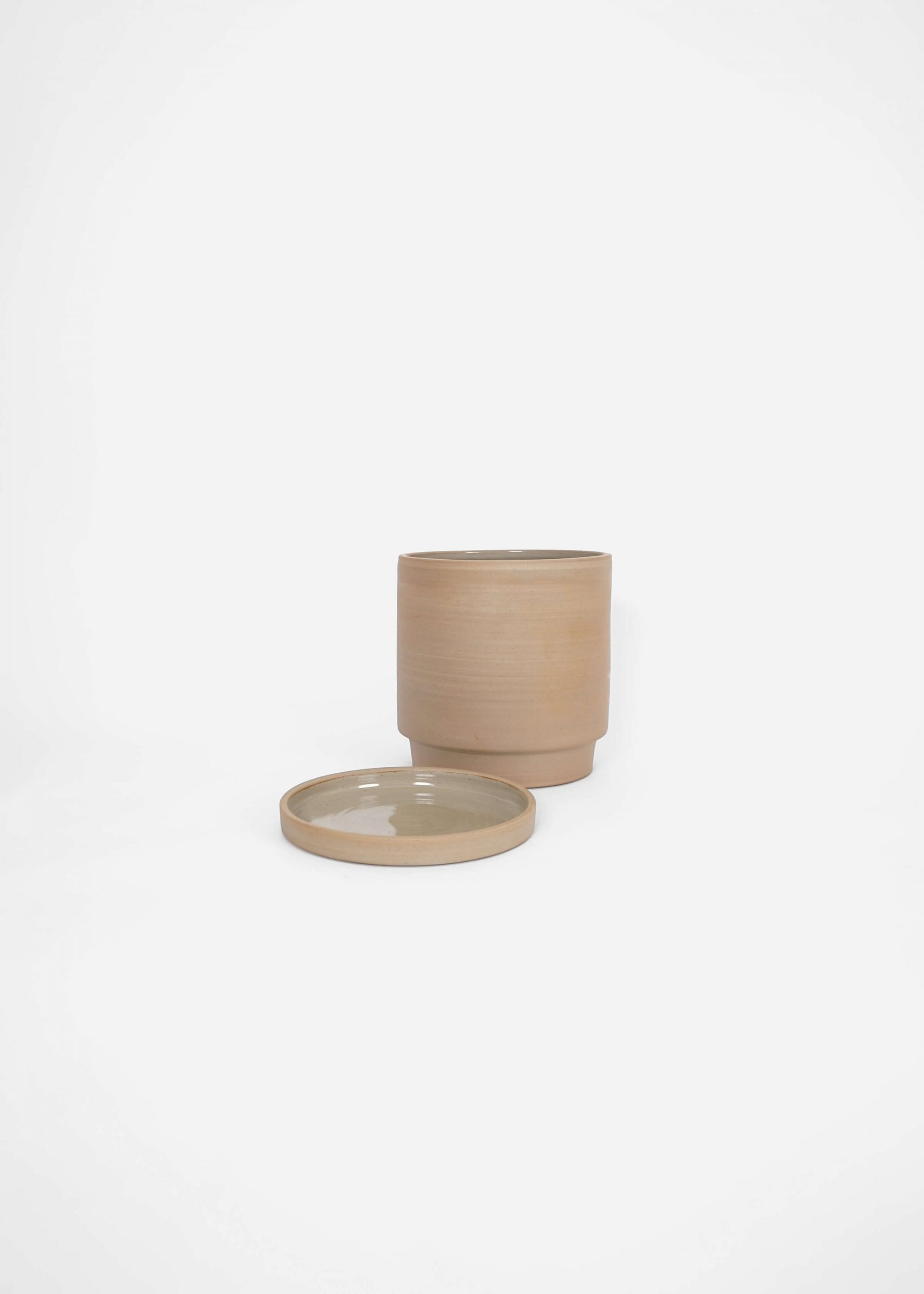 Product image for N° ICSD1 BRUTAL Planter Raw Large
